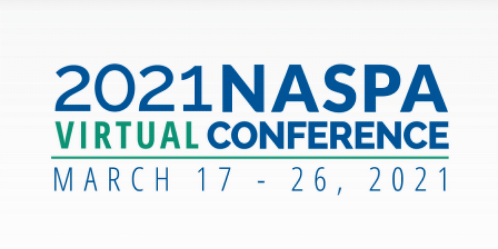 2021 NASPA Virtual Conference