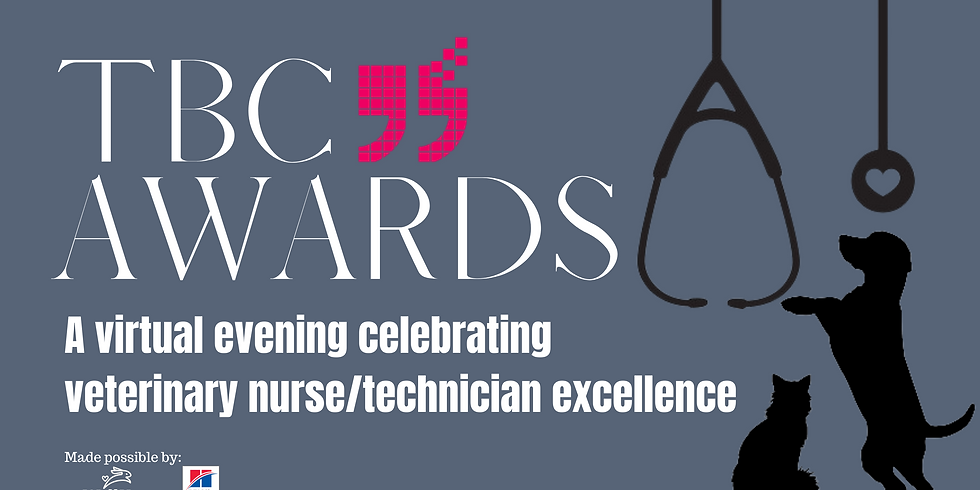TBC Awards - Honoring Veterinary Nurses/Technicians