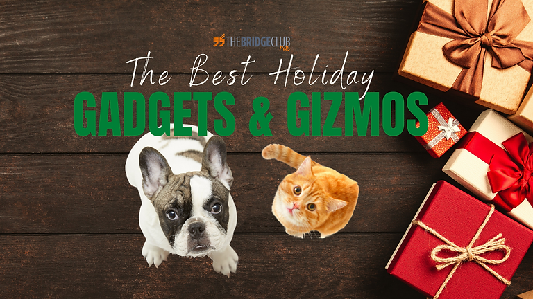 Best Holiday Gadgets and Gizmos for Your Pet
