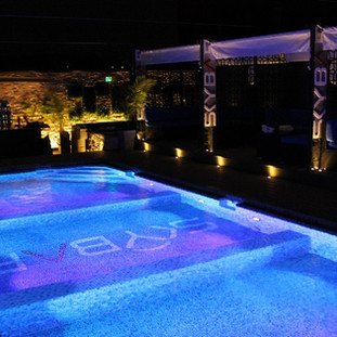 Custom Roof Top Pool