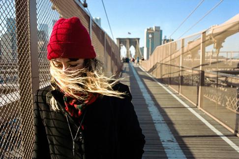 Brooklyn Bridge. New York, New York. 2018.