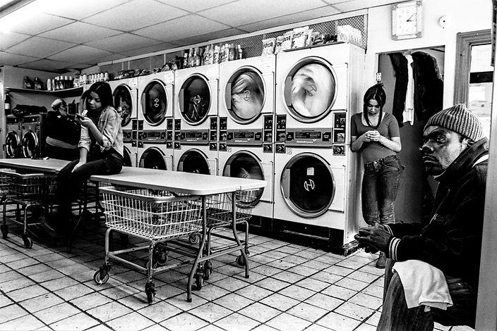 11. Laundromat. Bronx, New York. 2012..j