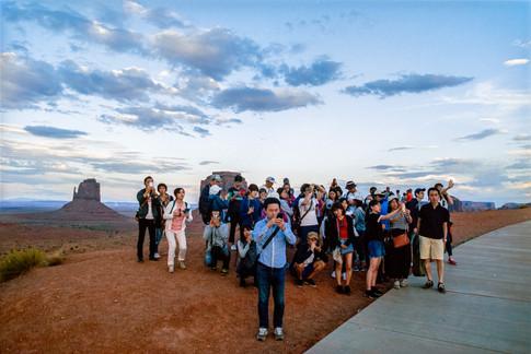 Monument Valley, Utah. 2018.