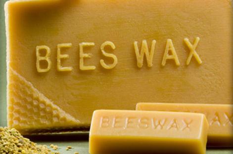 Bienenwachs, Rohwachs
