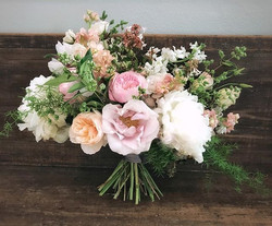 Gathered Garden Style Bouquet