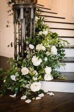 Garden Style Staircase