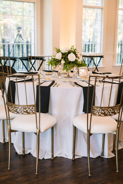 Elegant Reception Table