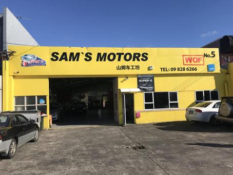 Sam's Motors