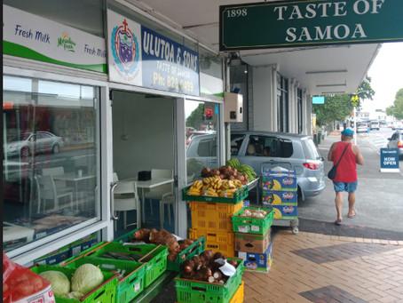 Taste of Samoa