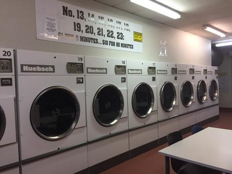 Andrew Shin Laundry