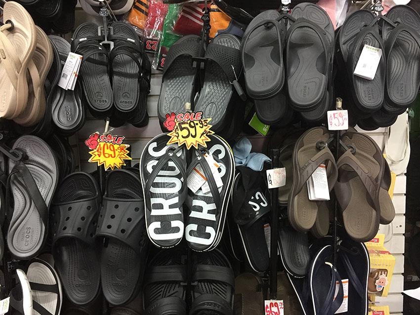 Summer Crocs