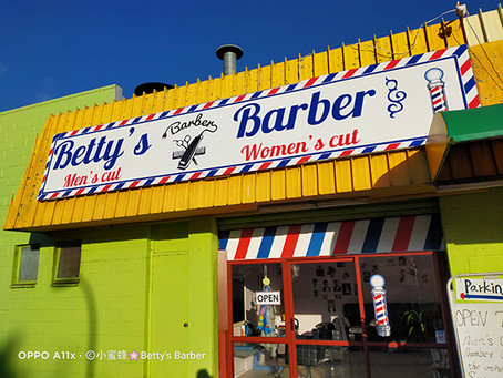 Betty's Barber