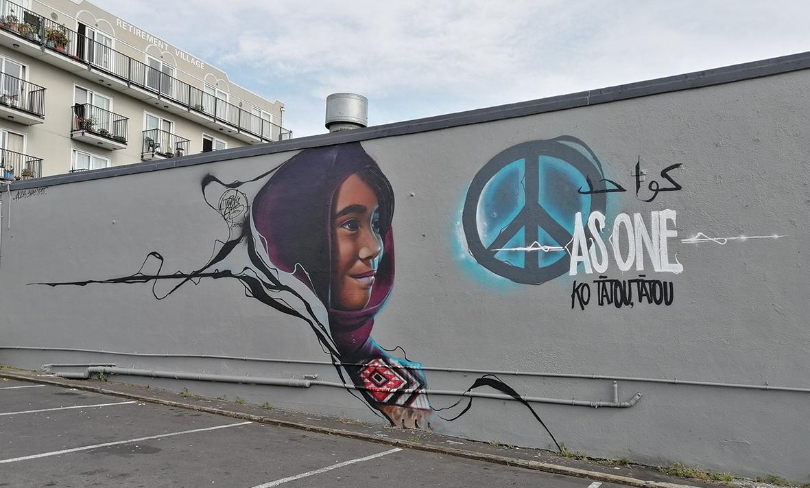 Mural by Tawck