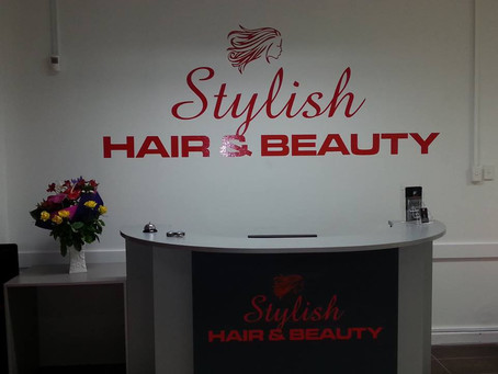 Stylish Hair & Beauty