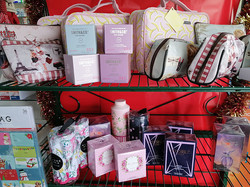 Candles & Toiletry Bags
