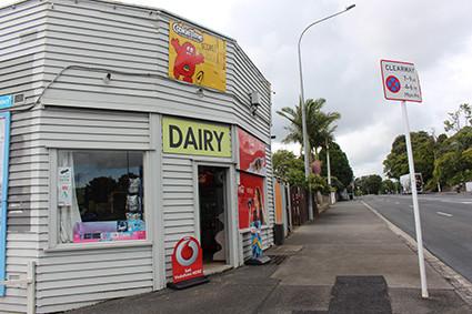 Convenient Dairy Shop