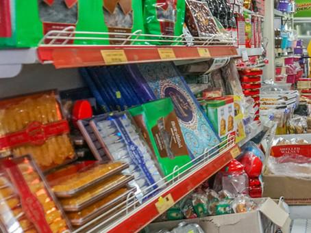 Qandahari Bazaar