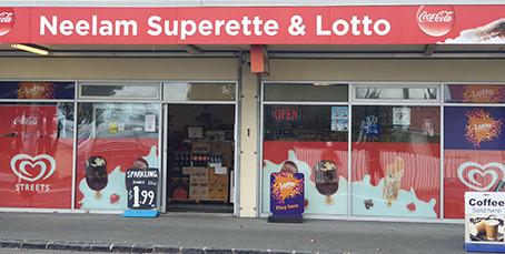 Neelam Superette & Lotto