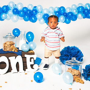 Messiah turns 1