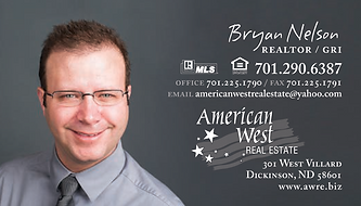 American West Real Estate-Bryan Nelson