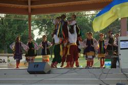 Ukrainian Dancers Stepovi