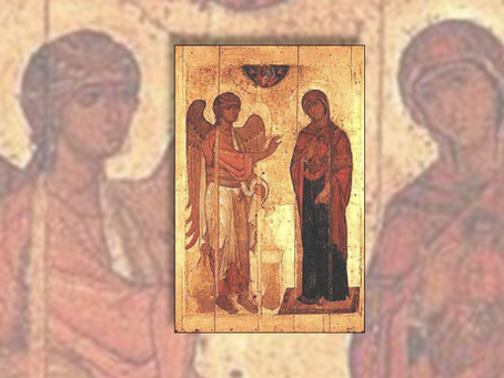 Christian Feast of the Annunciation of the Blessed Virgin