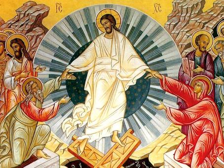 Palm Sunday, Holy Week, & Easter Celebrations, COVID-19