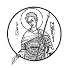 Logo for Saint Demetrius Ukrainian Catholic Church in Fairfield, North Dakota