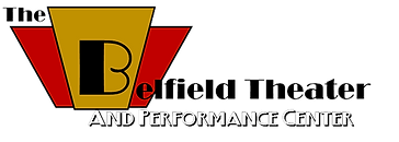 Logo for the Belfield Theater