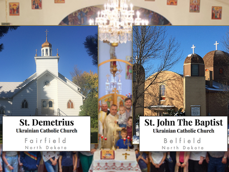 To The Faithful Of Our Parishes
