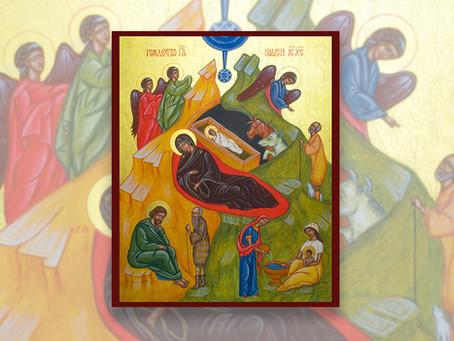 Christmas Pastoral Letter Of His Beatitude Sviatoslav V