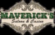 Mavericks Saloon & Casino Logo