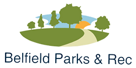 Logo for Belfield Parks & Rec