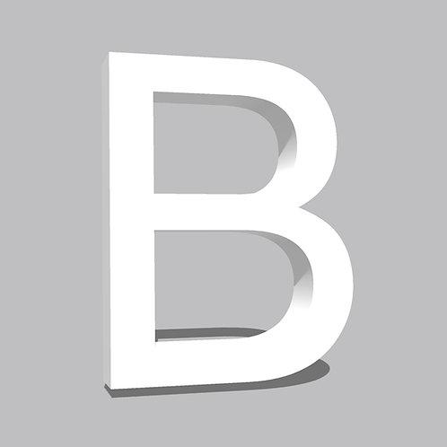 Letras 15cm Helvetica