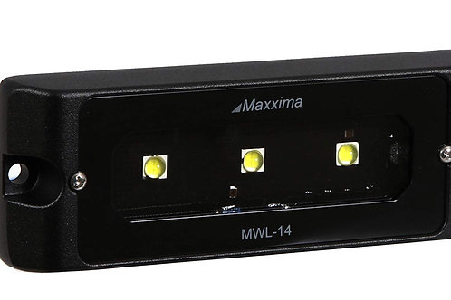 Maxxima MWL-14 Extreme Temperature Low Profile LED Work Light 700 Lumens