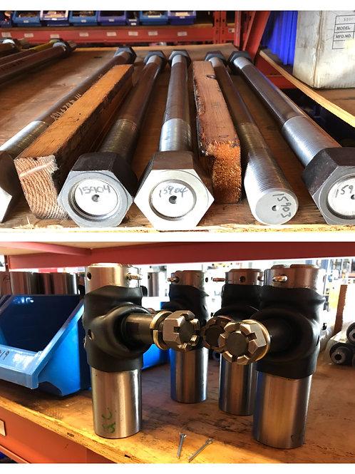 Steering Systems (Tandem/Tridem) - Socket & Rod Assemblies