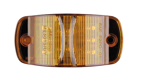 "Maxxima M23015Y Amber 4"" Combination Marker Light"