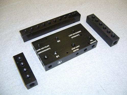 Cab Assemblies/Aluminum Manifolds