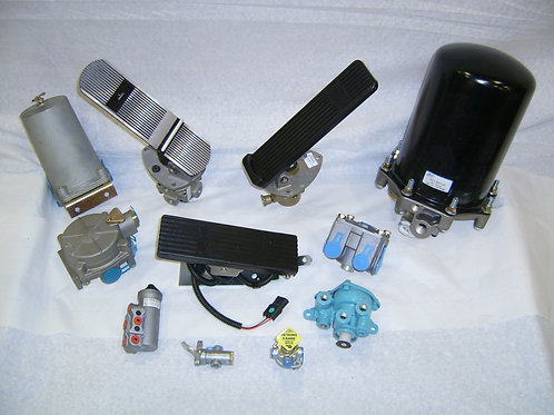 Air Brake Systems Components