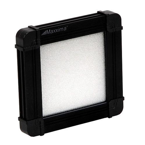 """Maxxima (M84414-BCW) Cool White 3.4"""" x 3.2"""" LED Wafer-Thin Flat Panel Light"""