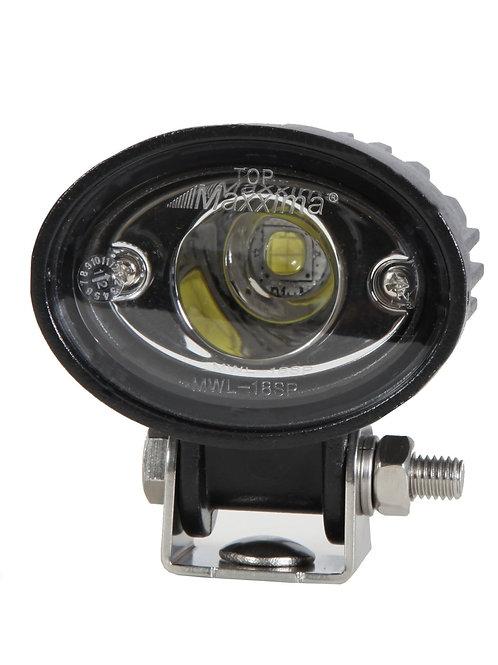 Maxxima (MWL-18SP) 700 Lumen Oval Mini LED Work Light