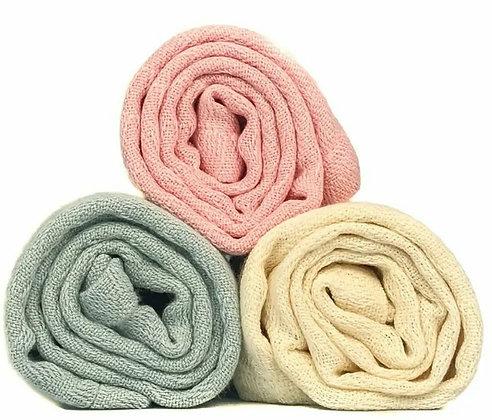 Panda Baby Bamboo Blanket - Rayon from Bamboo/Viscose