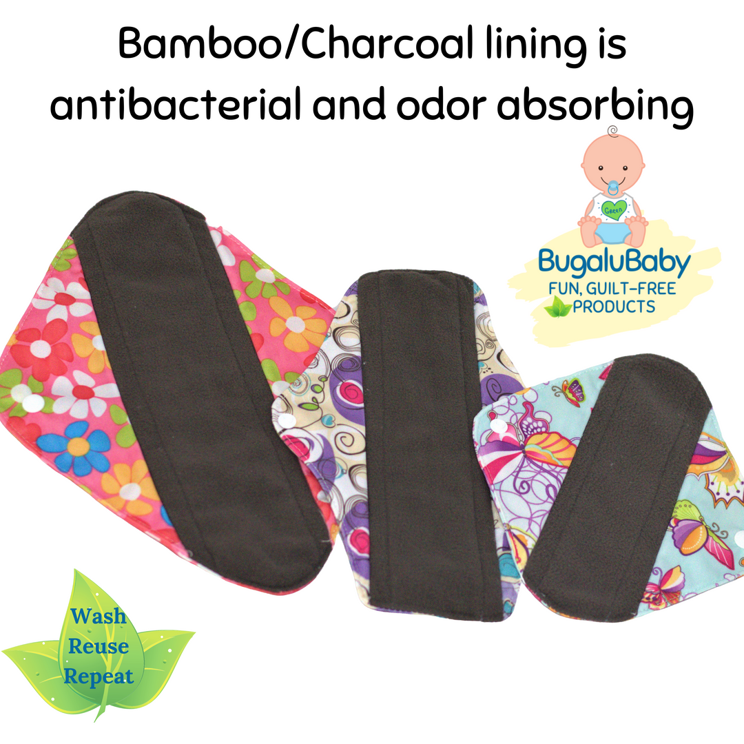 Bamboo/Charcoal Lining