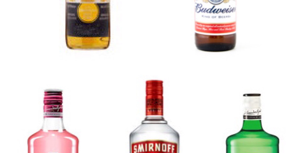 Buy 1 get 1 free for Gins Vodka Budweiser Corona