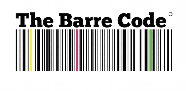 The Barre Code Official Logo