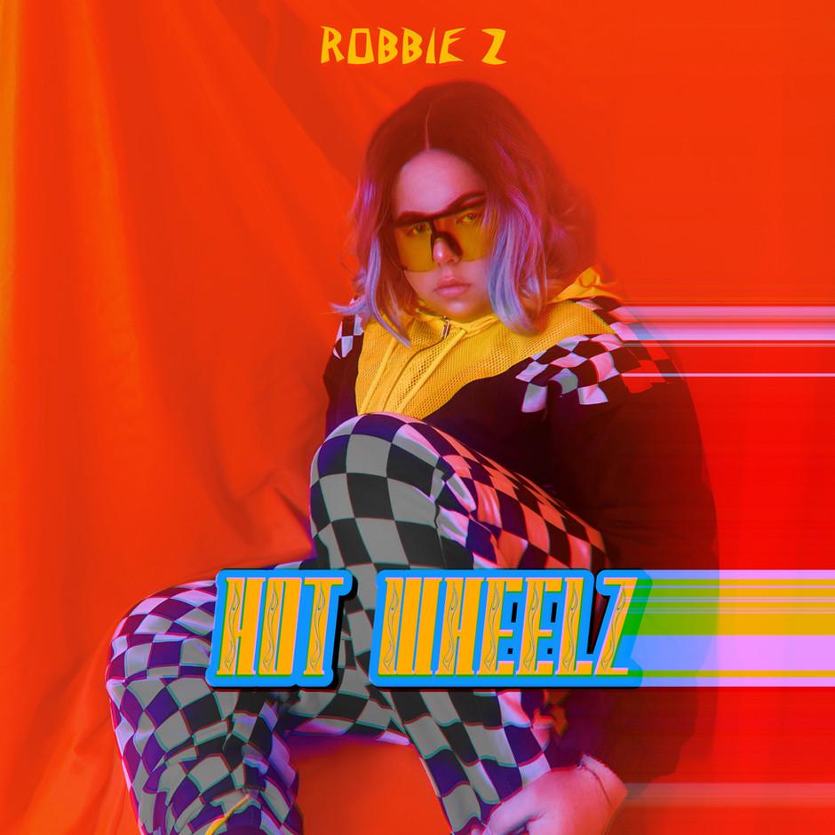 Now Hear This: Hot Wheelz (single) - Robbie Z