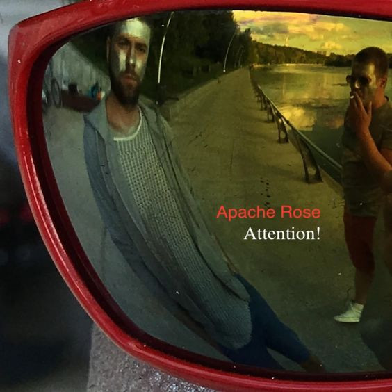 Now Hear This: Attention! - Apache Rose