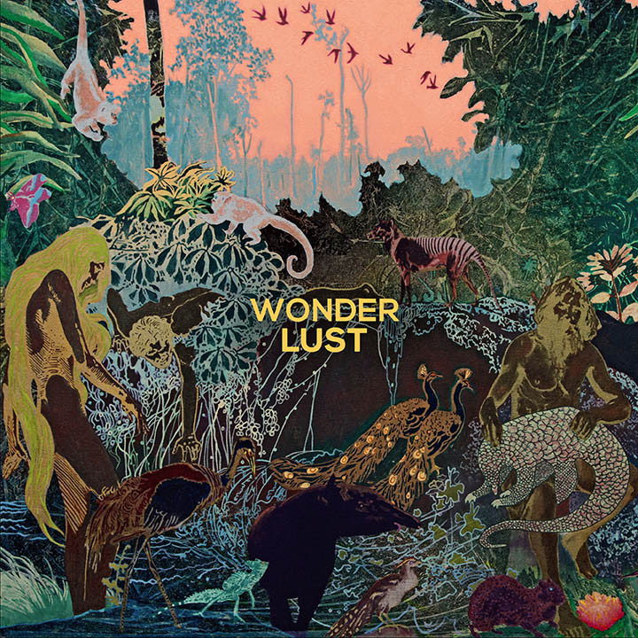 Now Hear This: Wonder Lust - New Sincerity Works