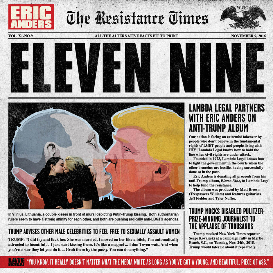 Now Hear This: Eleven Nine - Eric Anders