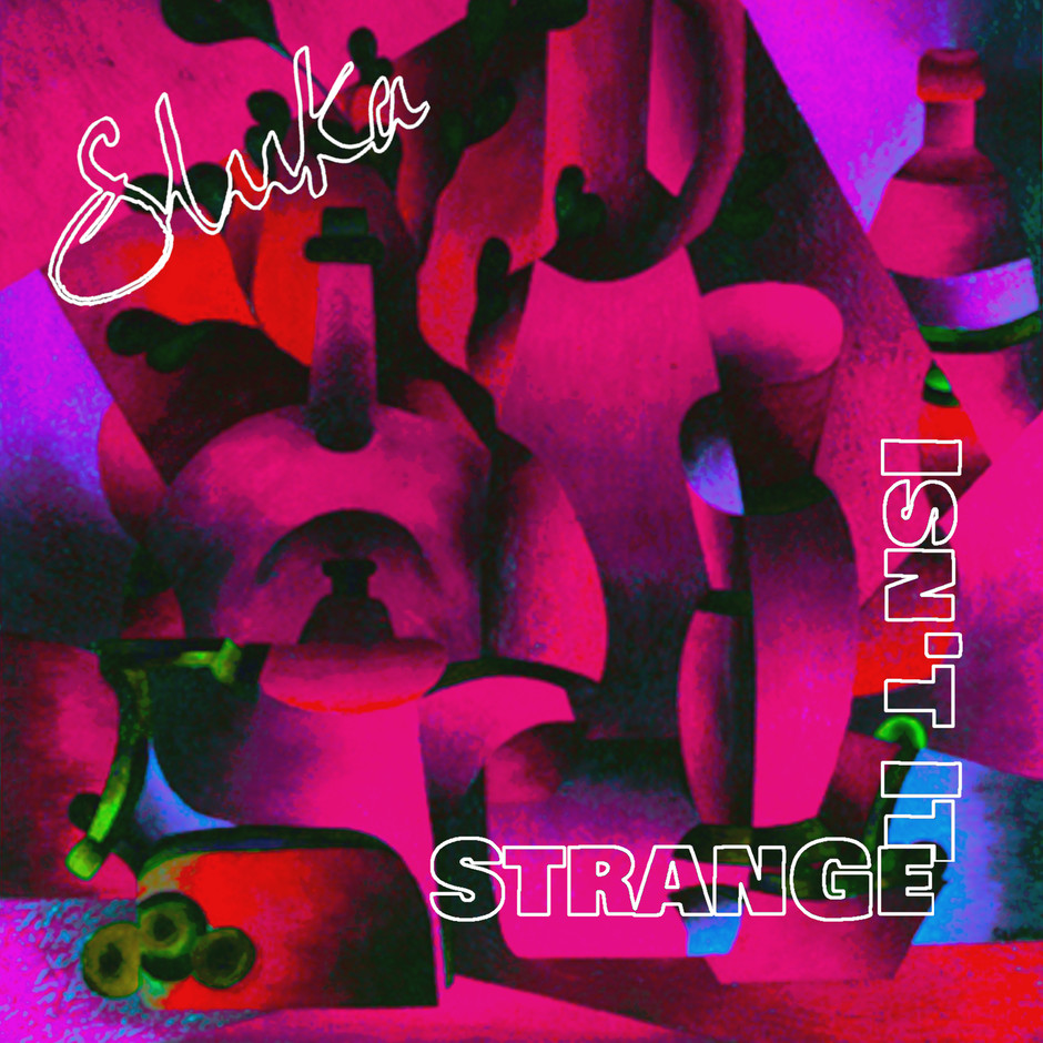 Now Hear This: Isn't it Strange (single) - Sluka